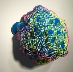Oozing, droopy sculptures that are strangely beautiful by Dan Lam | Creative Boom