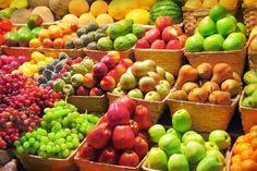 Healing properties of 13 fruits.