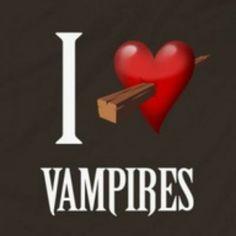 I ❤️ Vampires