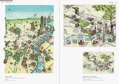 Hasil gambar untuk map design ideas