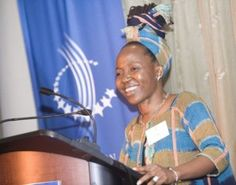 Kah Walla's Voice From Cameroon Calls Women Everywhere To Join the Rising Feminine Force Field
