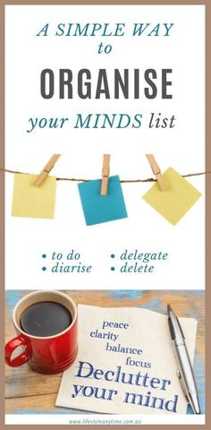 A simple way to organize your minds list is completing a brain dump. An effective brain dump not only clears the mind but enhances productivity too. Declutter Your Mind, Healthy Mind And Body, Thing 1, Brain Dump, Write It Down, Work Life Balance, Setting Goals, Online Work, Essay Writing