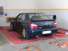 Sviluppo Mappatura Subaru