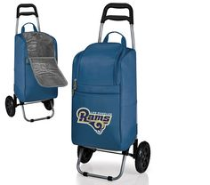 Use this Exclusive coupon code: PINFIVE to receive an additional 5% off the Los Angeles Rams NFL Blue Cart Cooler at SportsFansPlus.com