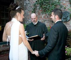 New Orleans French Quarter Wedding Information