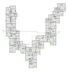 Tracey towers typical floor plan flickr photo for Trademark quality homes floor plans
