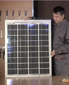 Now you can build a single solar panel or a complete array of panels to power your home for a fraction of retail cost