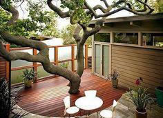 terasz kert kerti bútor - 61 inspiráló fotó a kerti élethez 02.jpg