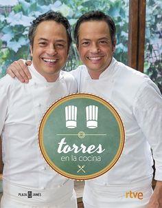 'Torres en la cocina', también un libro lleno de trucos y recetas sabrosas y originales