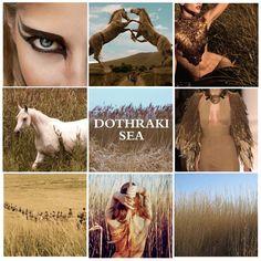 6 Locations (6/6) The Dothraki Sea