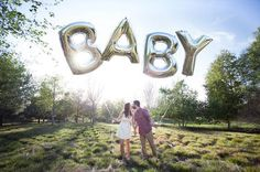 35 Ideas para anunciar tu embarazo ¡Inspírate!