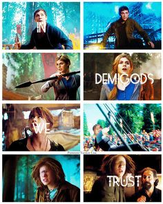 Fantasy Movies  ..  Percy Jackson: Sea of Monsters