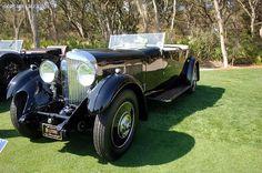 1931 Bentley 8 litros (8 litros, ocho litros, Gurney Nutting, Weymann, Lancefield, Mulliner, Harrison, Córcega, Murphy) | Conceptcarz.com