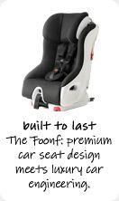 The Foonf: premium car seat design meets luxury car engineering $450