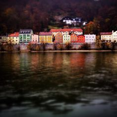 Passau, Germany>>> A cute Bavarian town on the Danube