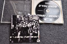 OASIS PROMO CD DO YOU KNOW WHAT I MEAN autographed + history & photo Liam Noel