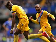 chelsea-361-3652639_478x359.jpg (478×358) Jason Puncheon celebrates with Wilfried Zaha after the equaliser against Chelsea.