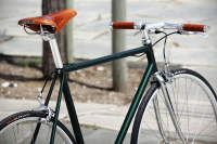 British Racing Green Metallic on velospace, the place for bikes