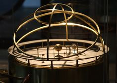 Grand Orrery by Benjamin Martin (London 1767); Putnam Gallery at Harvard Science Center; Used by John Winthrop to teach astronomy