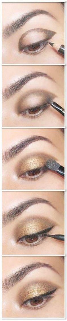 Makeup Organizer Lebanon beneath Makeup Geek Eyeshadow Palette at Makeup Organiz. - Eye Makeup Natural - Make Up Makeup Geek Eyeshadow, Smokey Eyeshadow, Eye Makeup Art, Natural Eye Makeup, Gel Eyeliner, Eyebrow Makeup, Beauty Makeup, Eyeshadow Tutorials, Makeup Tutorials