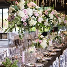 """CLUX, Inc on Instagram: """"Reception Vibes! #cluxflorals"""" Black Tie Wedding, Wedding Ties, Wedding Reception, Event Ideas, Backdrops, Table Decorations, Engagement, Instagram, Daytime Wedding"""