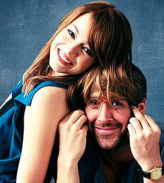 RYAN GOSLING DATING EMMA STONE; 'LA LA LAND' STAR FIGHTS WITH EVA MENDES? - http://www.movienewsguide.com/ryan-gosling-dating-emma-stone-la-la-land-star-fights-eva-mendes/157104