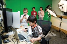 Meet the Makers: Can a DIY movement revolutionize how we learn? from School Library Journal.