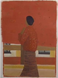 """""""Buddhist Woman"""" by Terry Lee  http://www.ugallery.com/terry-lee#"""