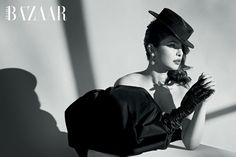 Bollywood actress Priyankachopra latest photo shoot pic for Harper bazaar