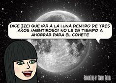 HumorZero by Isabel Ortega. Viñetas de #humor con las cosas corrientes de una famiia contracorriente :) #humor #familia #sermadre #hijos #marido #amigas #amigos