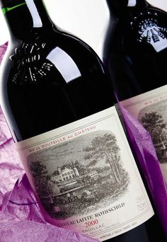 Jefferson also visited Chateau Lafite to buy Bordeaux wines. Chateau Lafite-Rothschild Bordeaux
