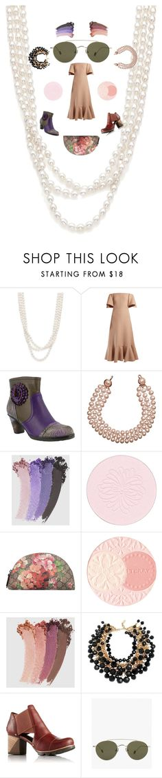 """""""Two Faced"""" by mi-estilo91 on Polyvore featuring Bloomingdale's, Valentino, L'Artiste by Spring Step, Chanel, Gucci, Paul & Joe, By Terry, Yves Saint Laurent, SOREL and Ahlem"""