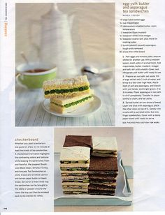 Sandwich - Tea Sandwiches E | Flickr - Photo Sharing!