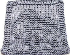 Ravelry: ELEPHANT - Cloth Knitting Pattern pattern by Ezcareknits