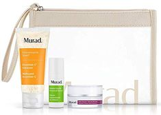 Amazon has the Murad Regimen Skin Care Travel Set – Essential-C Cleanser, Retinol Serum and Hydro-Dynamic Moisturizer + Toiletry Bag – 3-Piece Trial Size Travel Kit in Murad Travel Bag marked down from $37.00 to $18.50 and it ships for free with your Prime Membership or any $25 purchase. That is 50% off the…