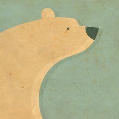Bear Illustration- project idea