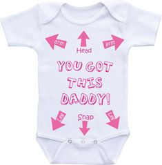 Funny baby clothes Funny baby girl onesie Funny baby onsies Funny baby shirts Funny Onesie Dad Funny baby gifts for girls funny baby onesies by DAIICHIBANdesigns on Etsy https://www.etsy.com/listing/255842169/funny-baby-clothes-funny-baby-girl
