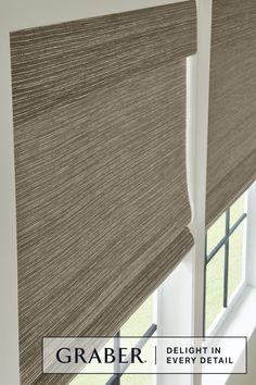 Window Coverings, Window Treatments, Woven Shades, Blinds Design, Florida Home, Living Room Decor, Living Rooms, Home Projects, Decoration