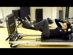 Rebounder workout
