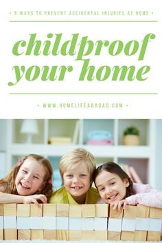 Child Safety: Childproofing Your Home#ad #rugpadusa @rugpadusa #childproofing
