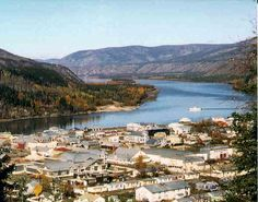 Yukon River at Dawson City, Yukon Canada Trip, Visit Canada, O Canada, Canada Travel, Yukon Quest, Places Ive Been, Places To Go, Yukon River, Meanwhile In Canada