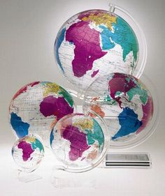 The Continental - World Globe Shop