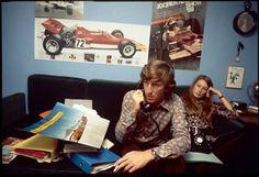 Jochen and Nina Rindt, Heuer Autavia 2446 H