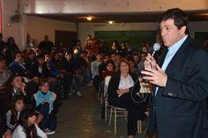 El vicegobernador de la provincia de Buenos Aires, Gabriel Mariotto, reclamó por la Ley de Medios