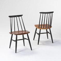 ILMARI TAPIOVAARA, Fanett chairs, pair | Wright20.com