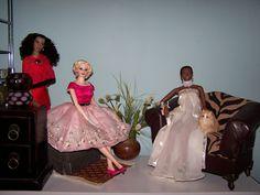 CED dressed dolls- ?, Flower Show, Dark Angel