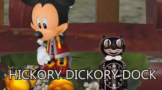 Hickory Dickory Dock   Nursery Rhymes for Kids   Baby Songs   Children S...
