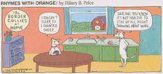 :) Border Collie cartoon