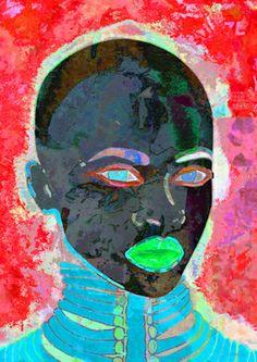 Saatchi Online Artist dOminic brown