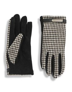 Jewellery & Accessories   Scarves, Gloves & Hats   Wool Blend Touch Gloves   Hudson's Bay